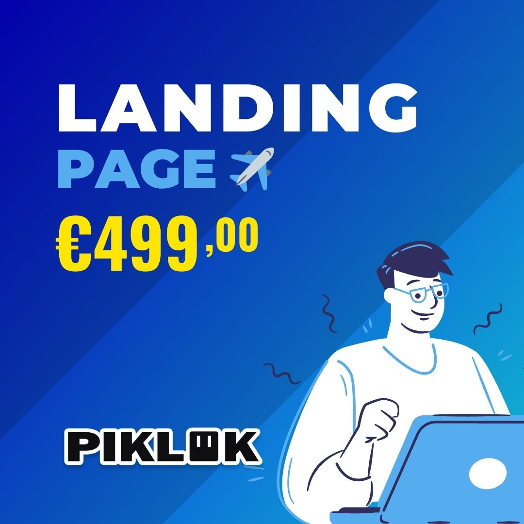 Landing Page Package